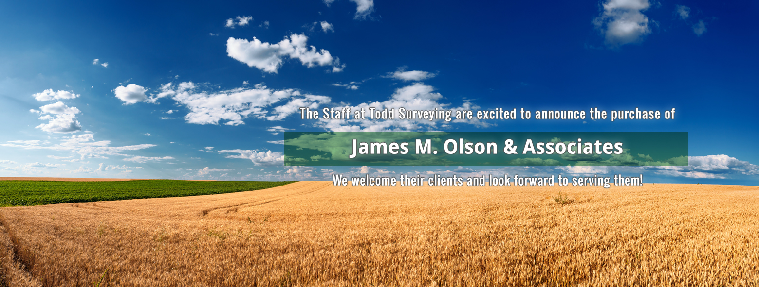 welcome james m olson and associates