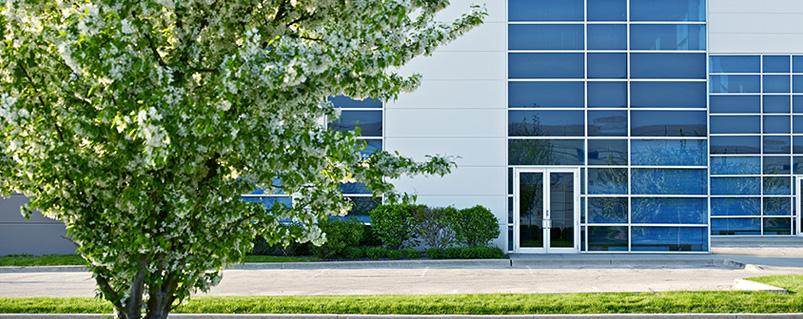 Industrial office building survey